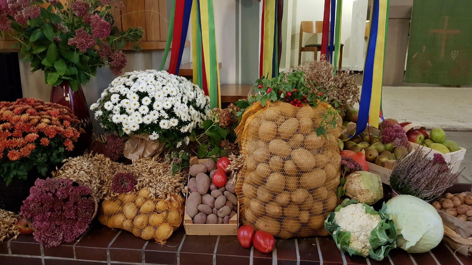 Erntedankfest Kirchwerder 2021